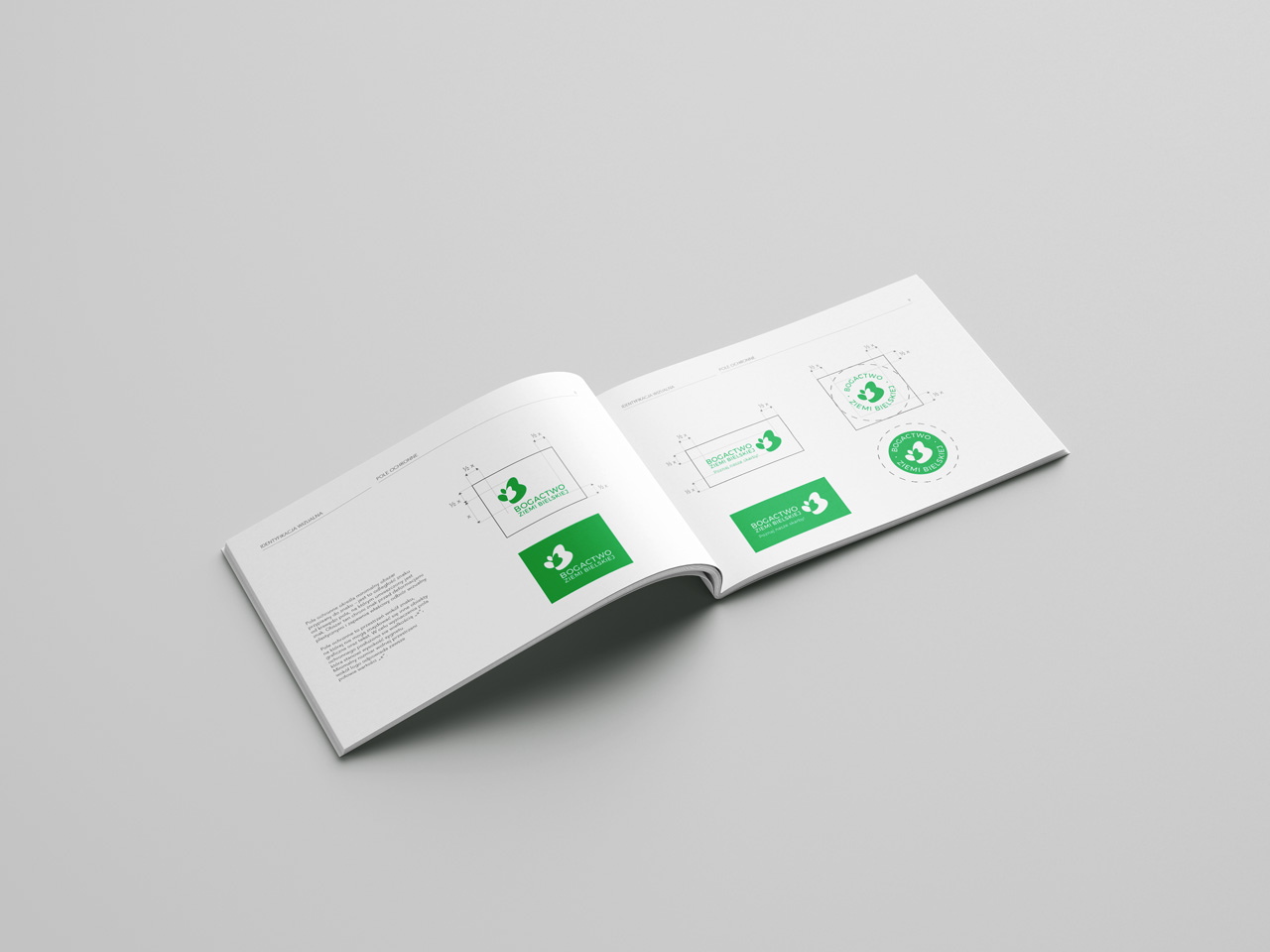 BZB brand book pole ochronne
