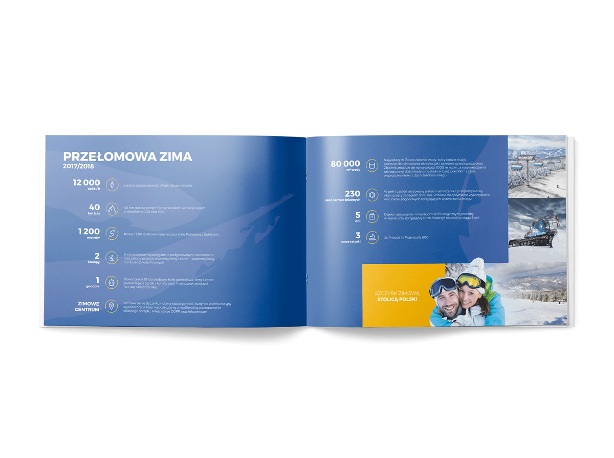 Szczyrk Mountain Resort Katalog