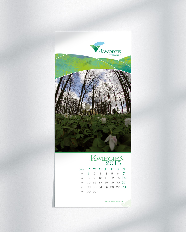 Skład DTP dla kalendariów