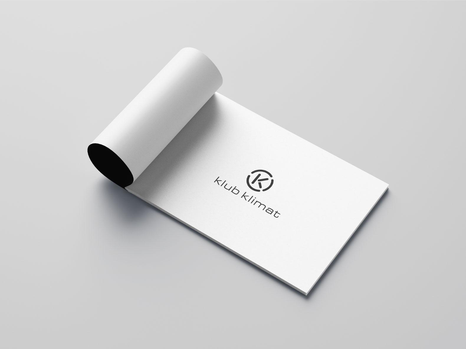 Logo – monogram i logotyp