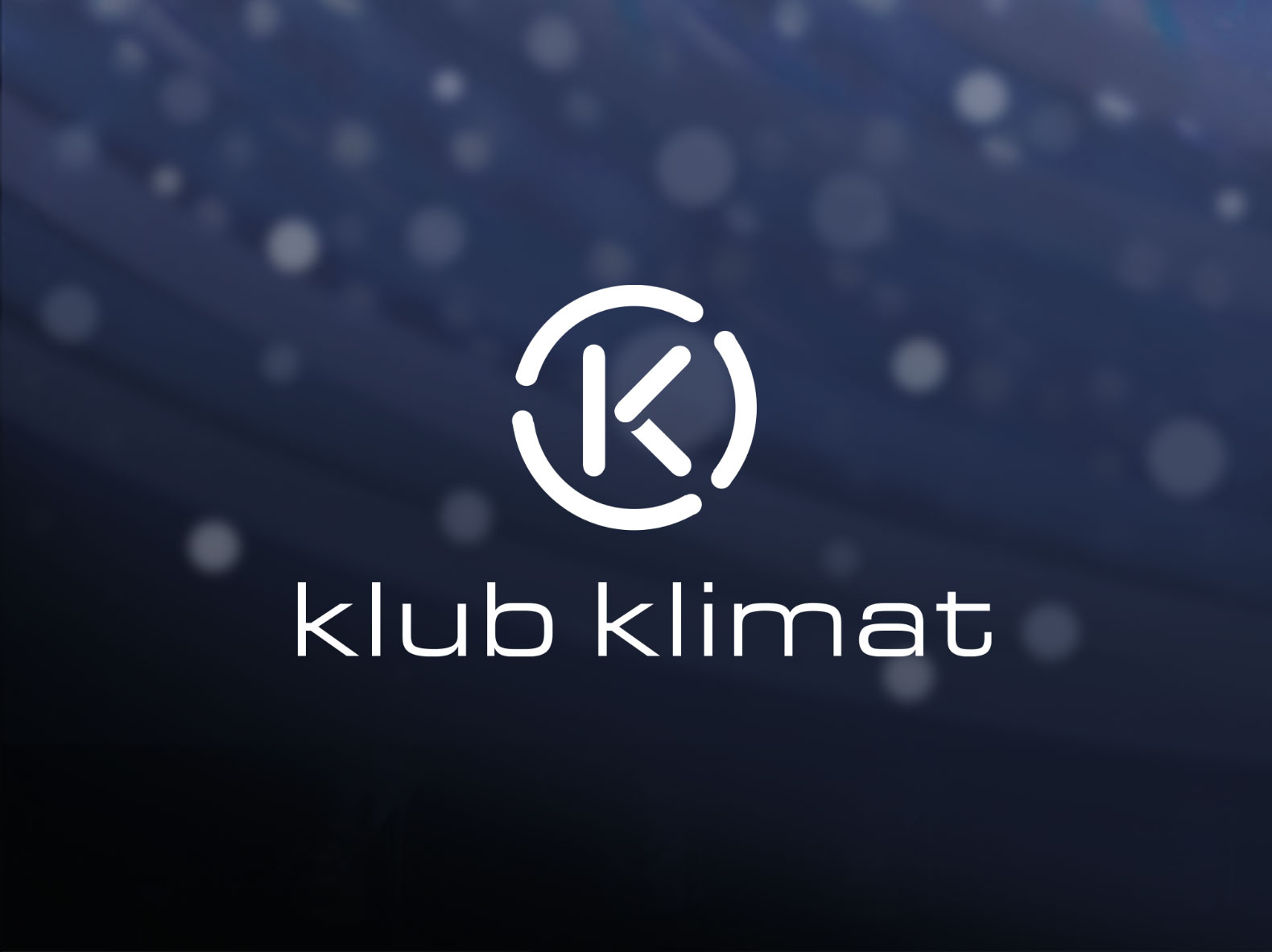Logo monogram – Klub Klimat
