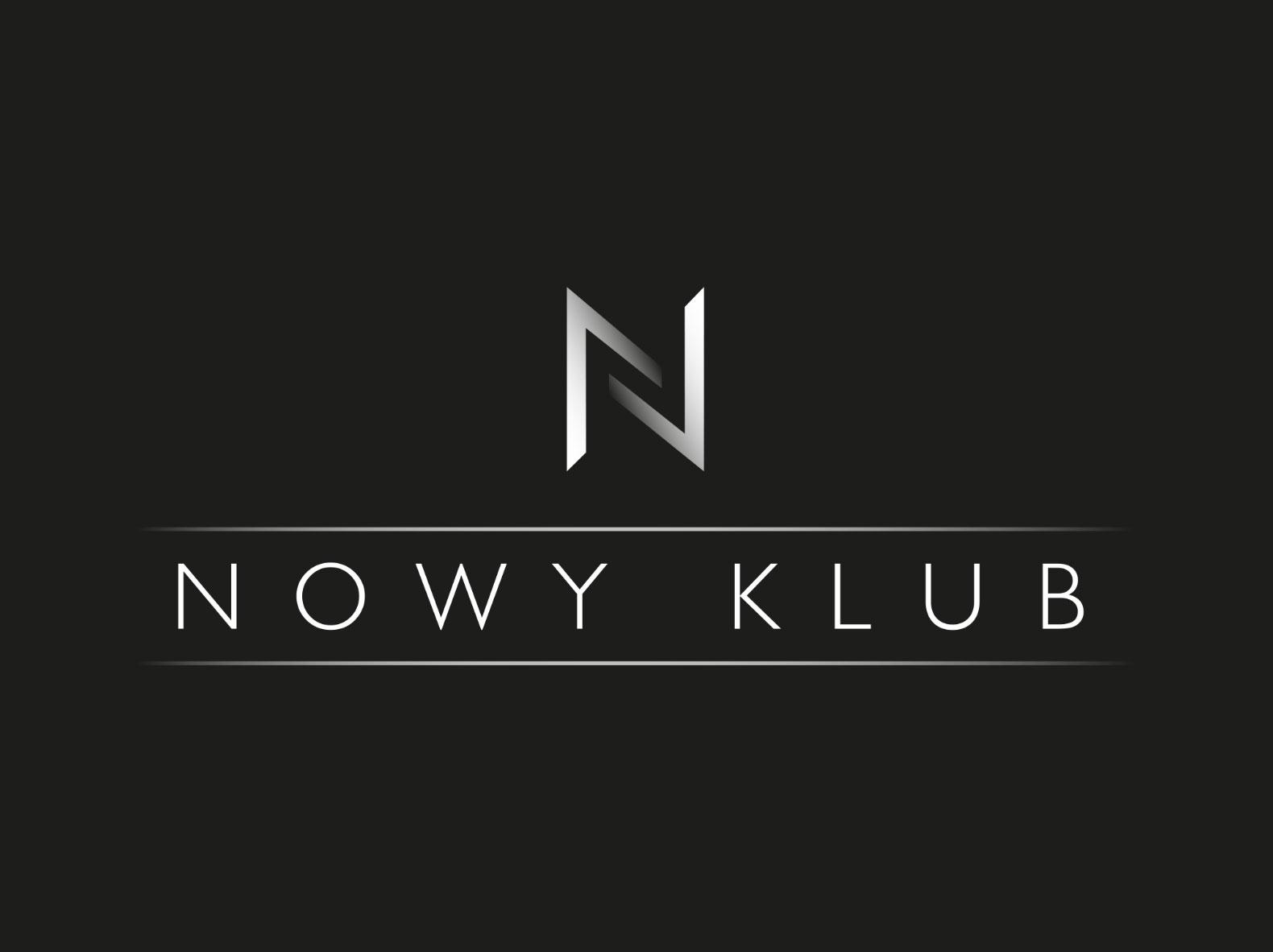 Logo monogram Nowy Klub