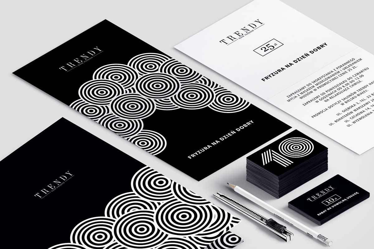 Materiały wizerunkowe – marketing BTL