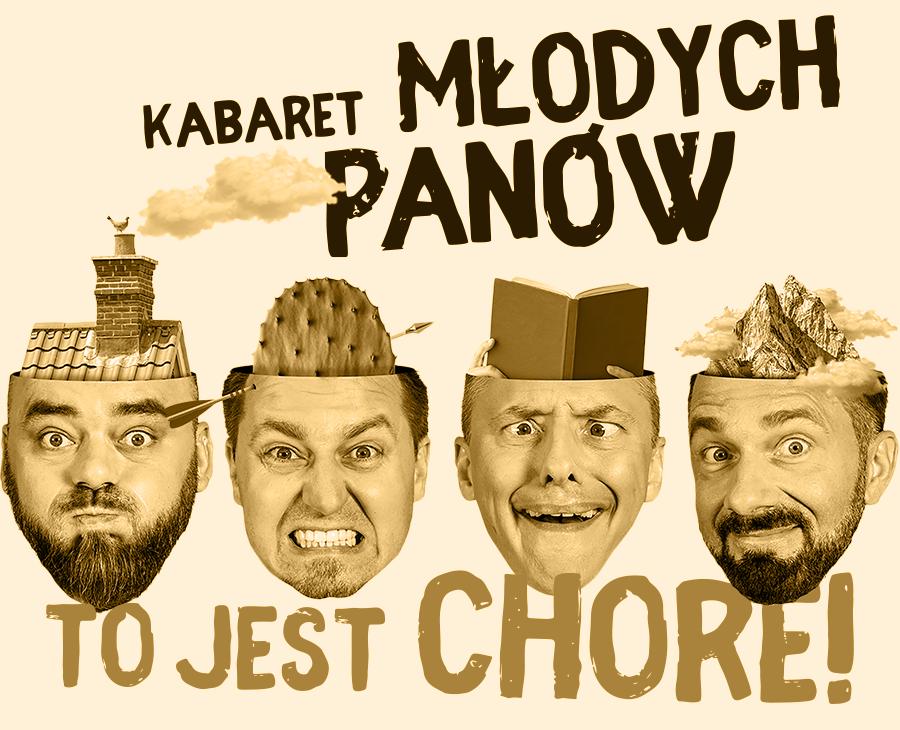 Kabaret Młodych Panów występ w BCK – Bielsko-Biała
