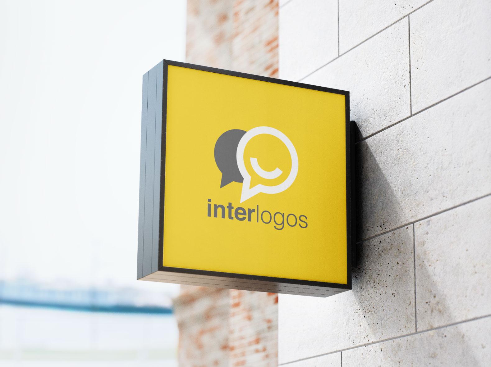 Znak zewnętrzny Interlogos 2