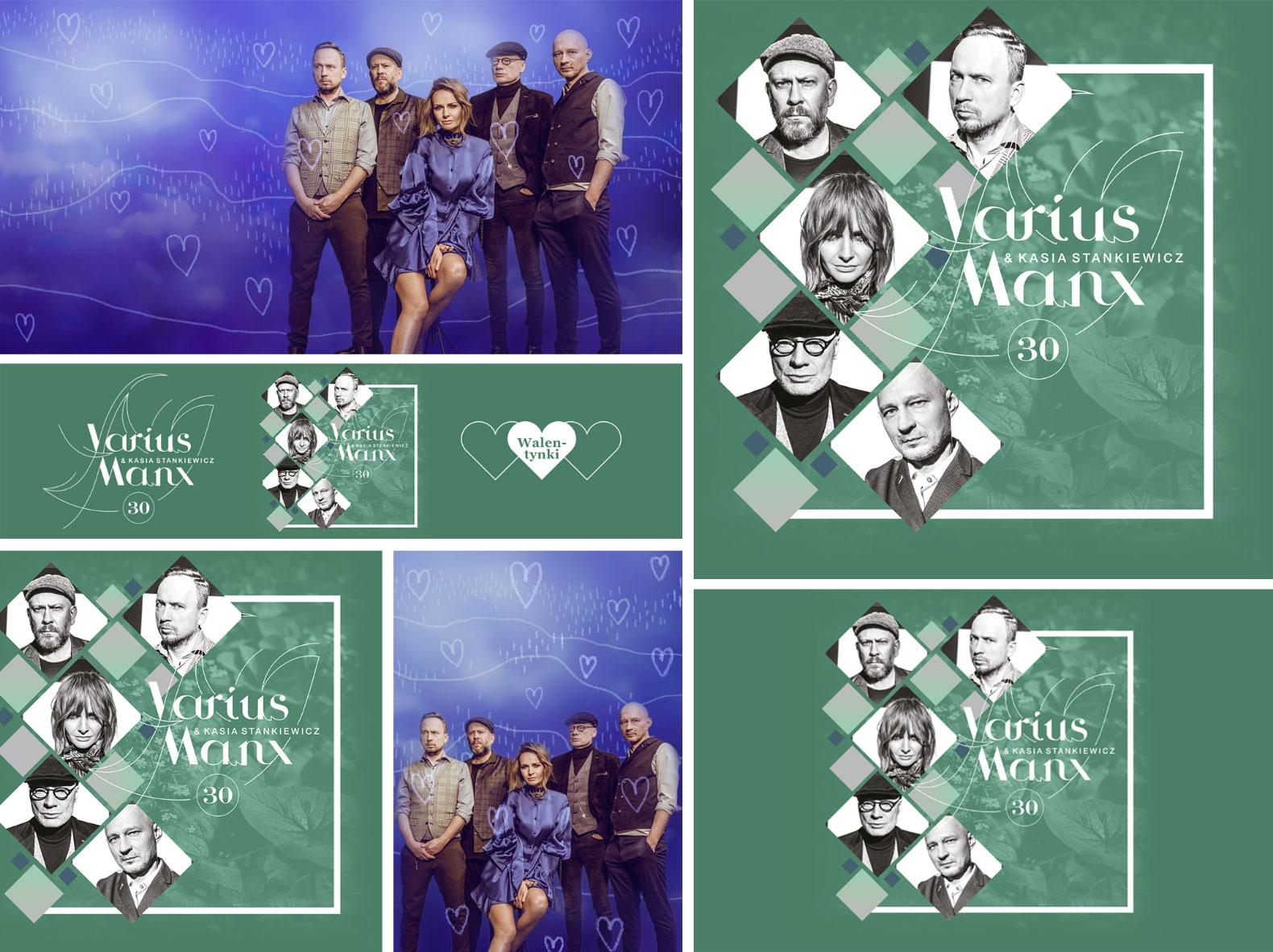 Reklama na Facebooku banerki Varius Manx
