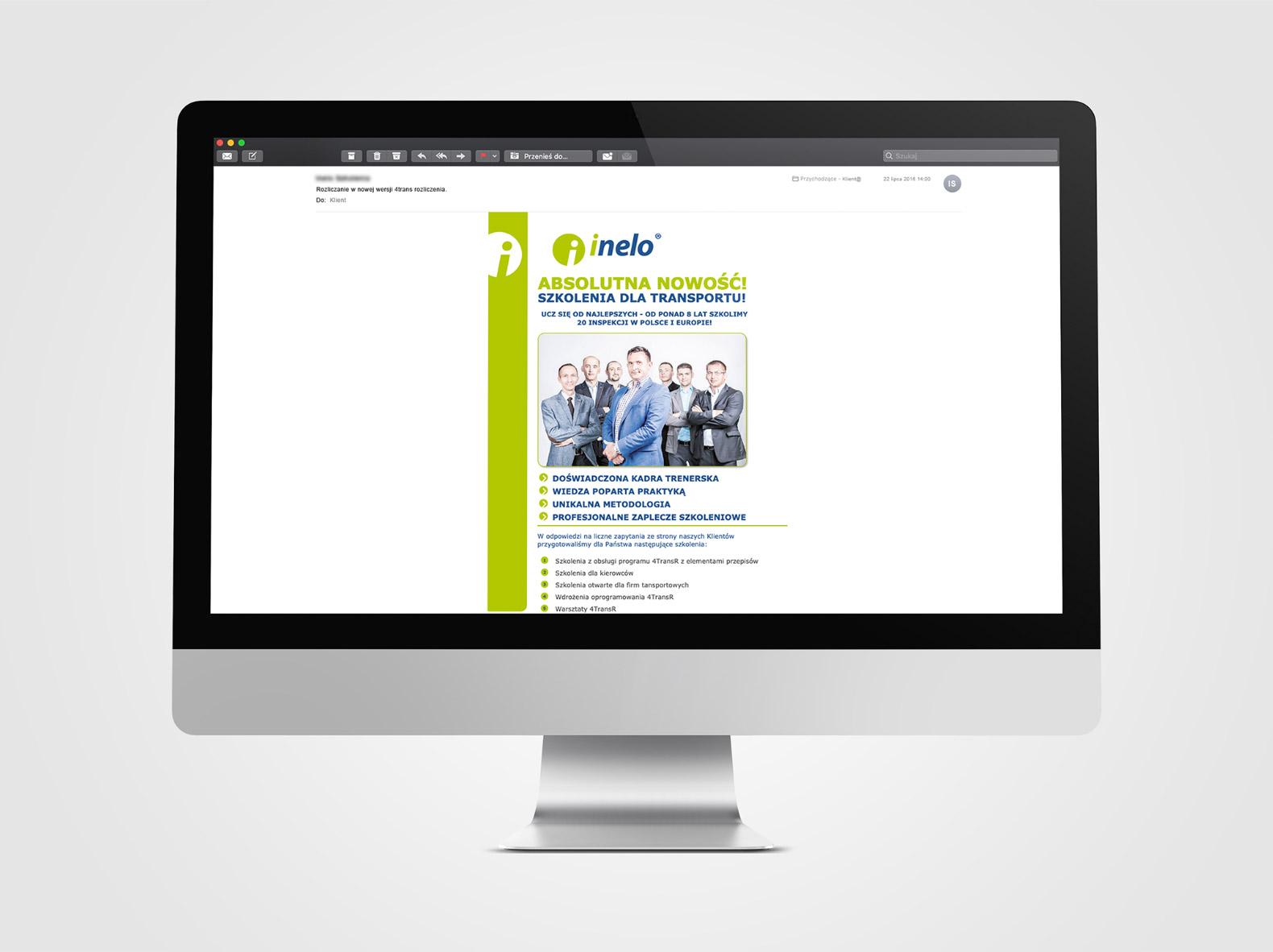 Reklama mailingowa – internet marketing