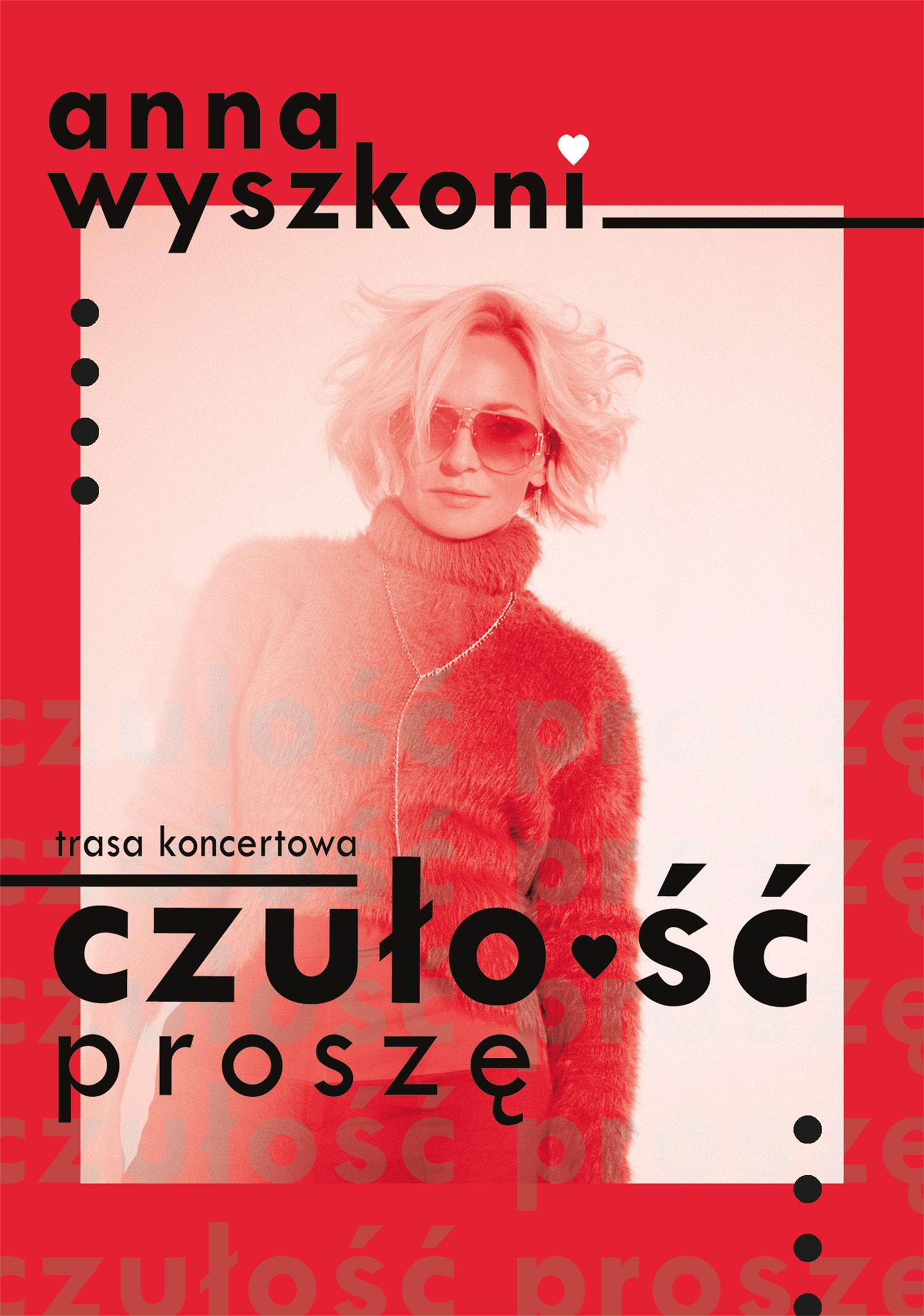 @ScenaKultury Anna Wyszkoni – plakat