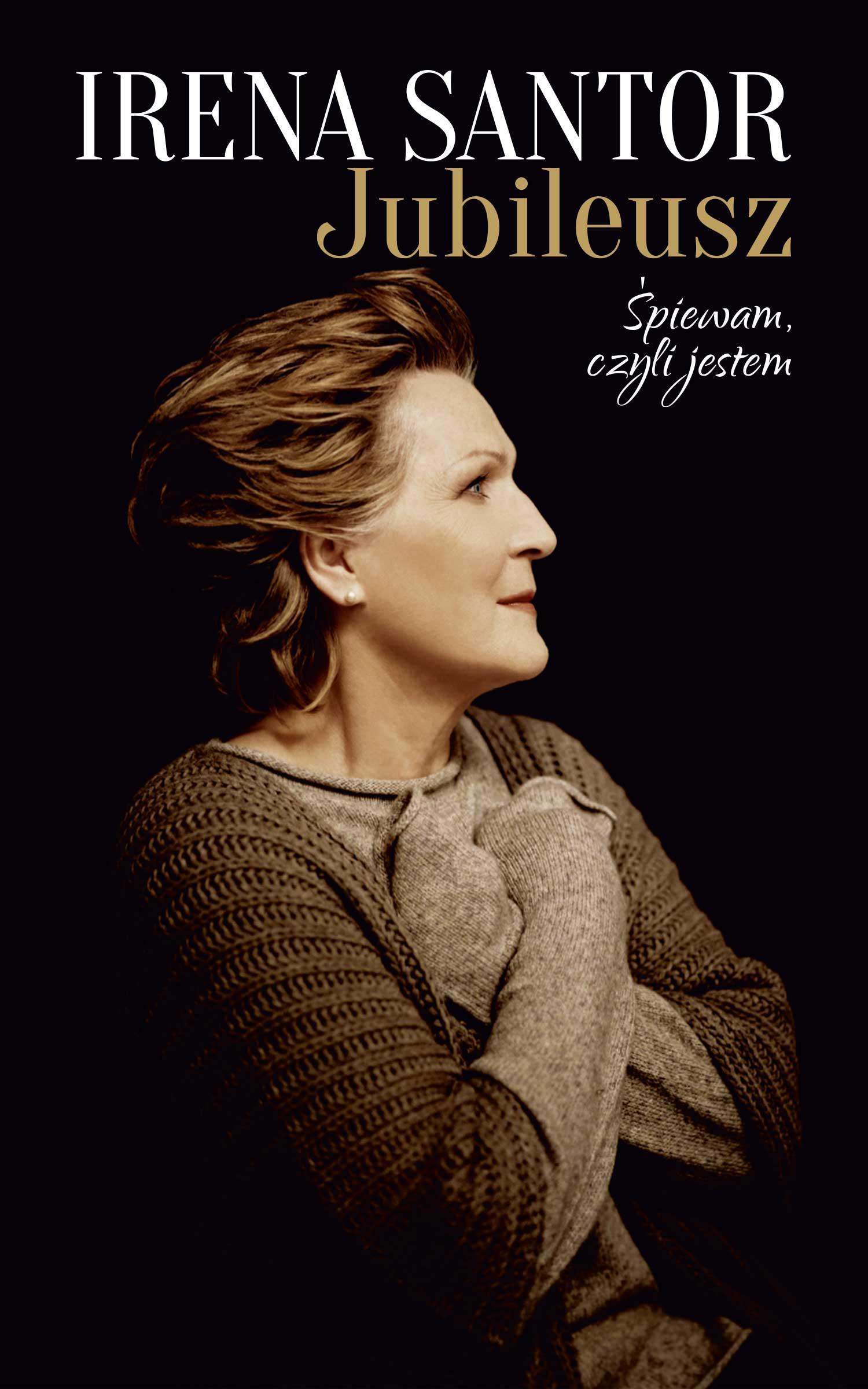 @ScenaKultury Irena Santor 2020.12.10 – Jubileusz – plakat