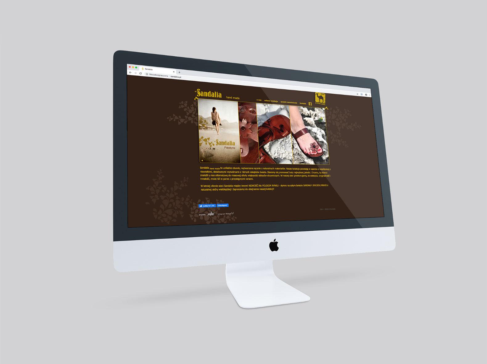 kreatywna strona internetowa – wdrożenie