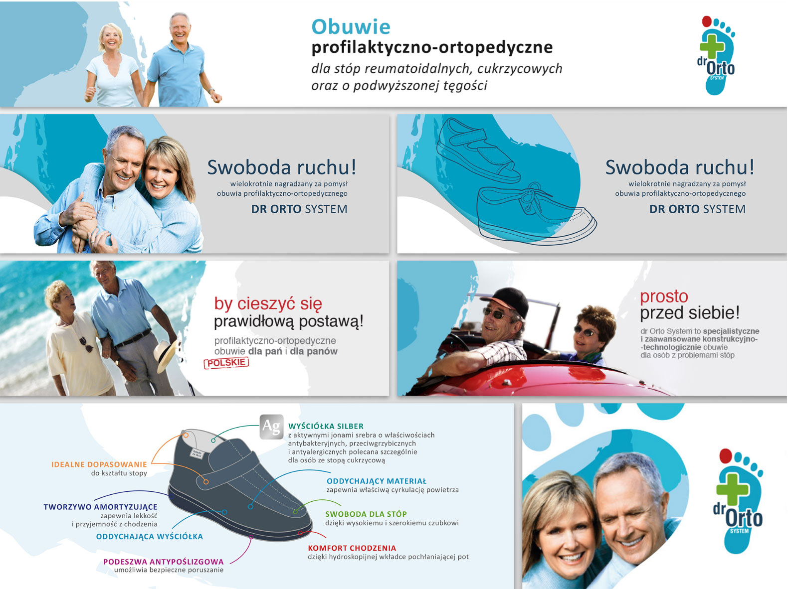 Banerki internetowe dr Orto