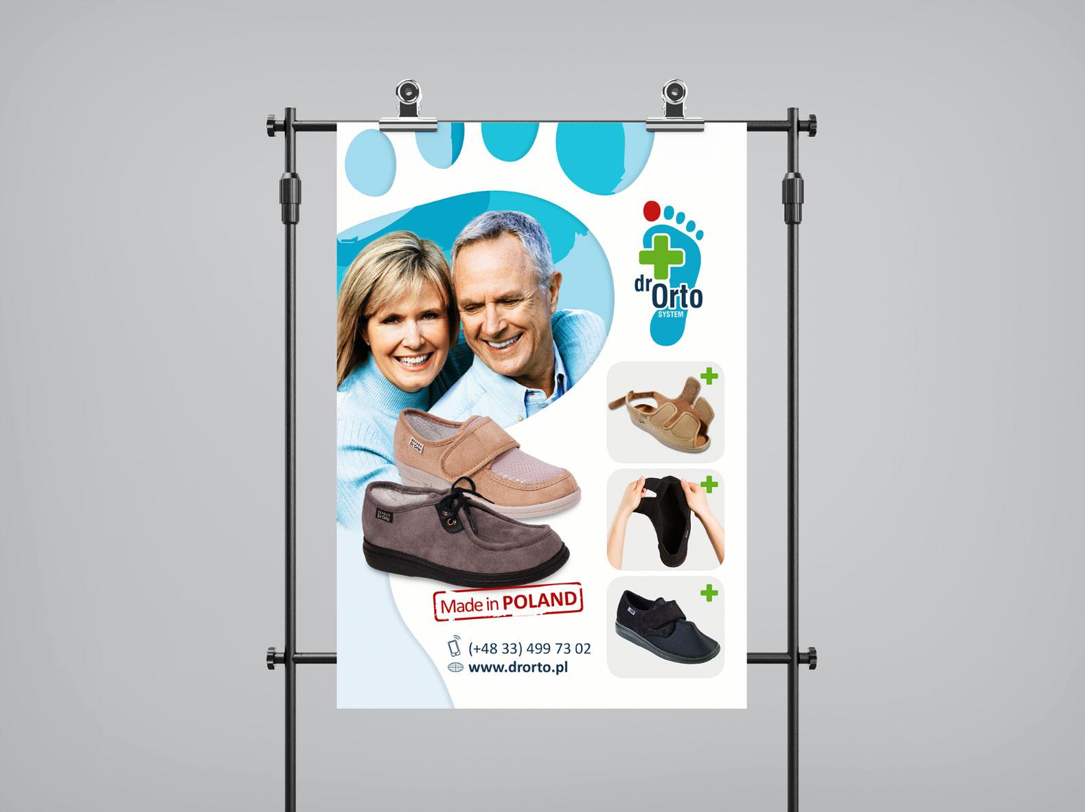 Plakat dr Orto