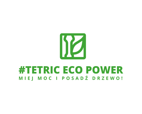 Logo #Tetric Eco Power