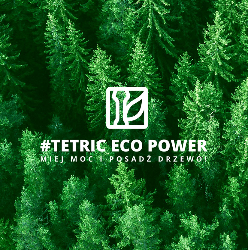#Tetric Eco Power